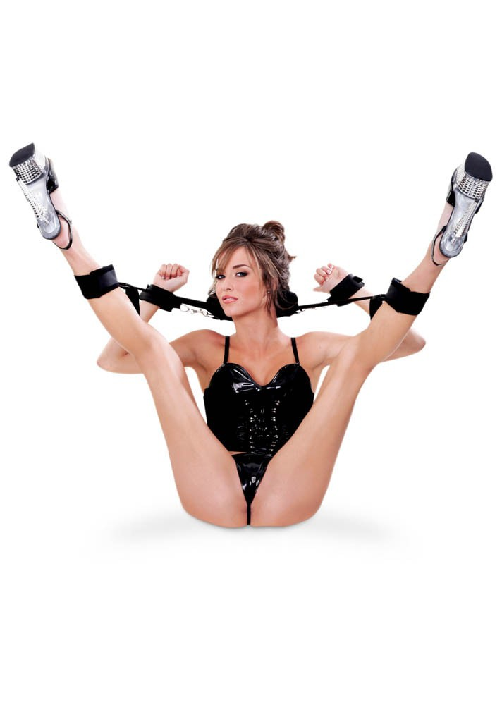 фетиш фантазия - Position Master With Cuffs — 6