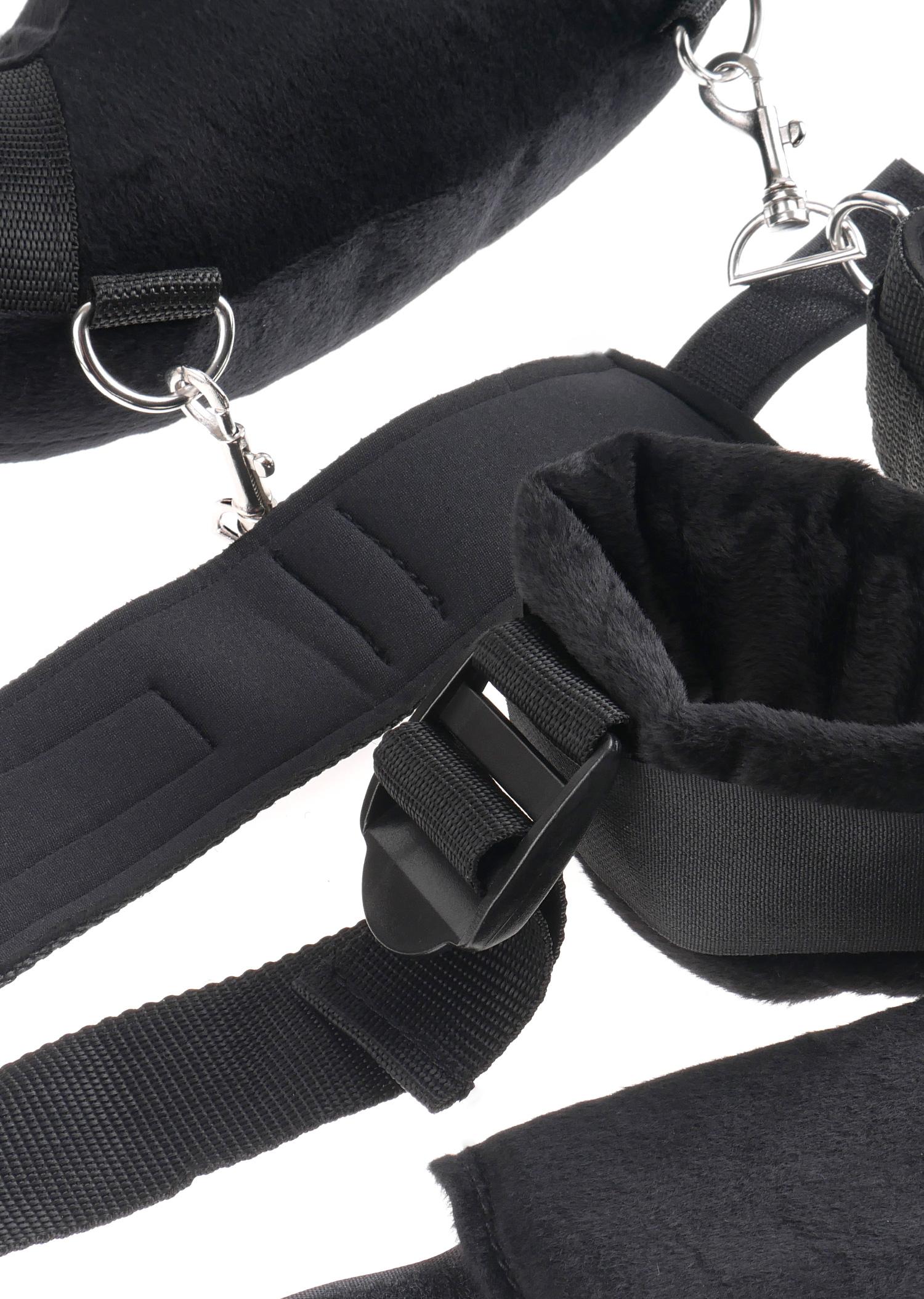фетиш фантазия - Position Master With Cuffs — 2