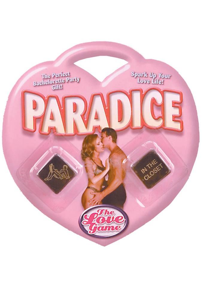 Хвърлете заровете, райска игра за двойки – Paradice