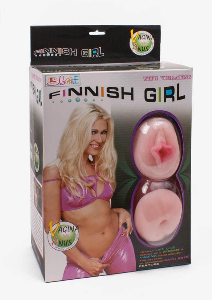 Секс кукла, надуваема – Finish Girl, Inflate Doll