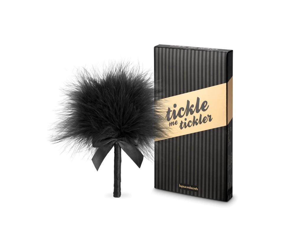 Аксесоар за меко и съблазнително докосване – Tickle Me Tickler