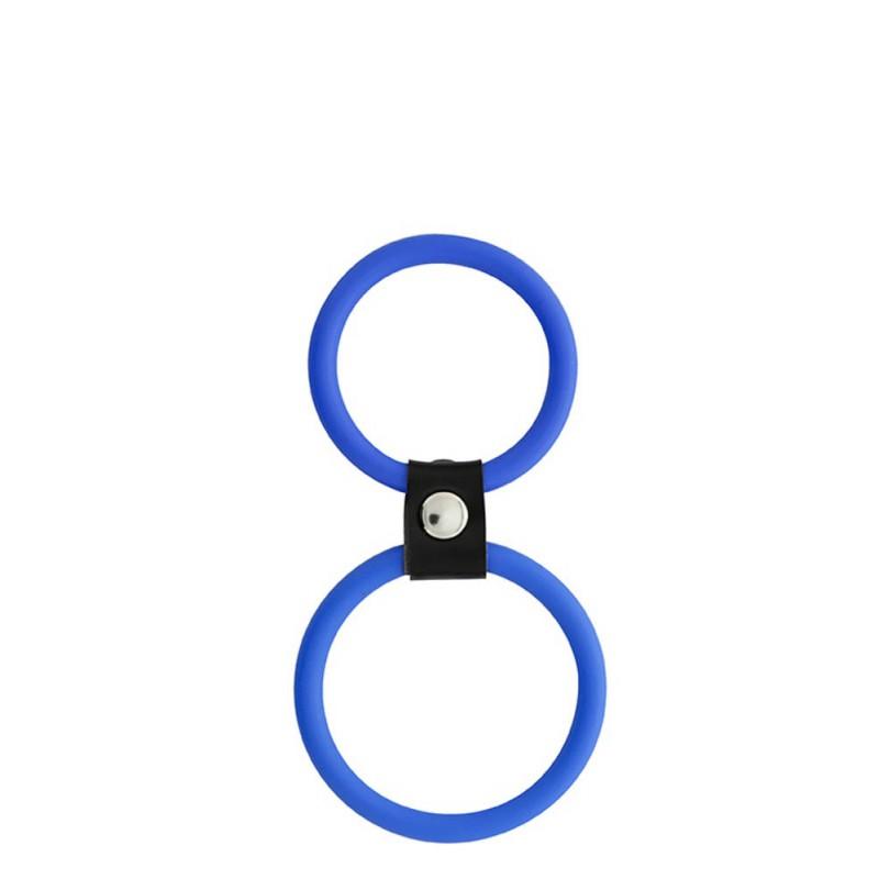 Двоен пенис пръстен