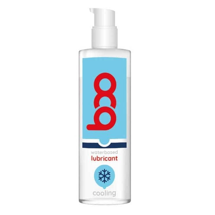 Лубрикант с охлаждащ ефект – Boo Waterbased Lubricant Cooling 150ml