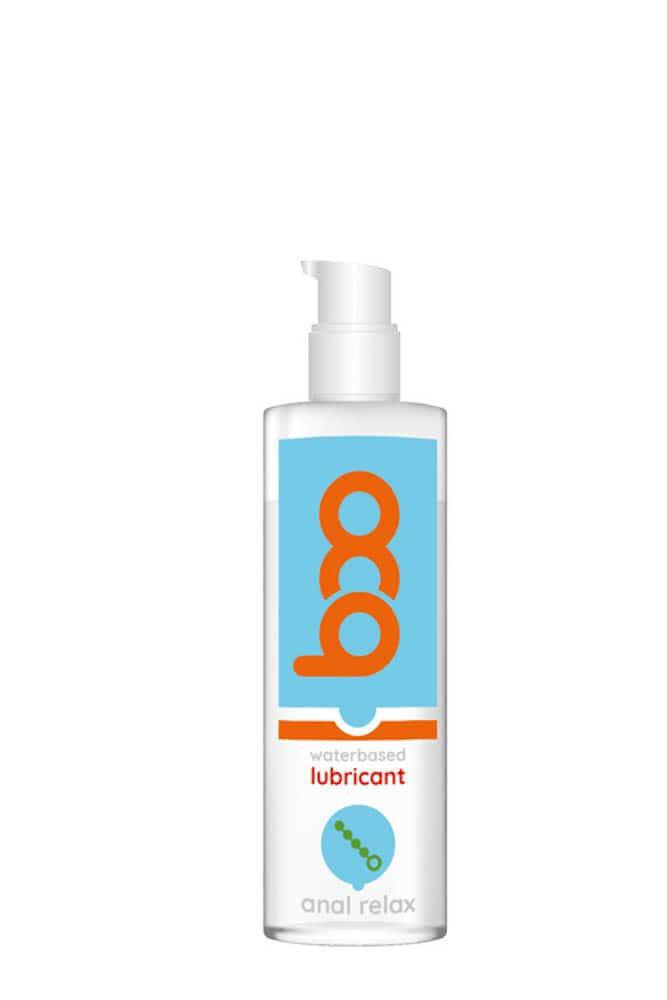 Лубрикант за анален релакс –  Boo Waterbased Lubricant Anal Relac 150ml.