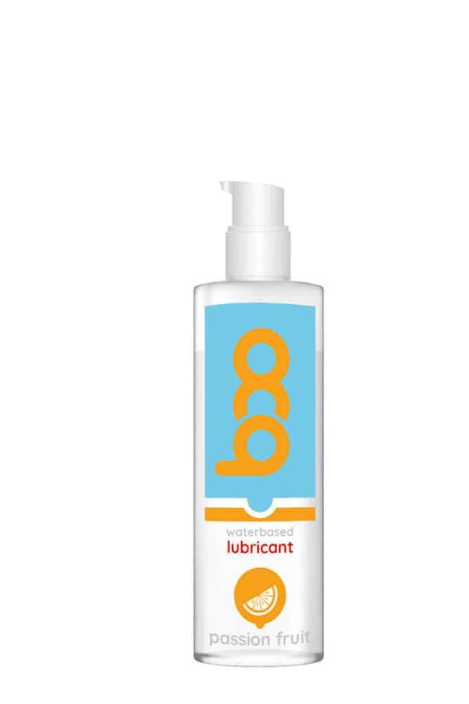 Лубрикант на водна основа, плодова страст – Boo Waterbased Lubricant Passion Fruit 150ml
