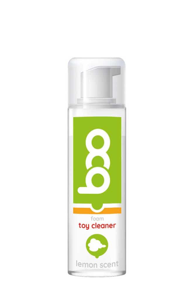Пяна за почистване на секс играчки – Boo Toy Cleaner, Лимон 160ml