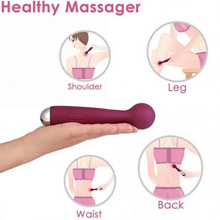 Мини еротичен масажор