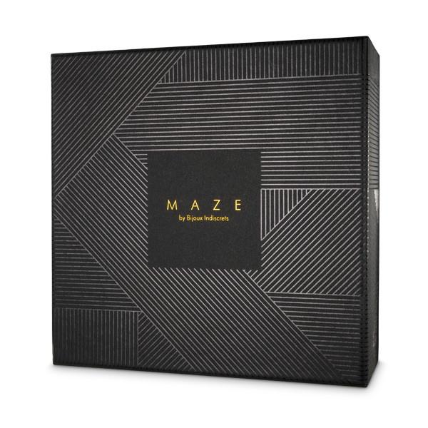 поемете пълен контрол - MAZE - T Restraints Black — 2
