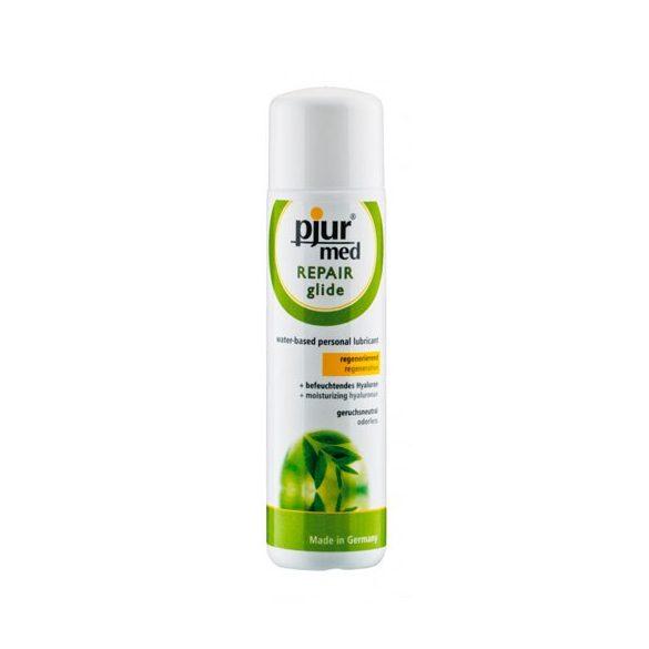Натурален билков лубрикант с подхранващи свойства - pjur® med REPAIR glide 100ml — 5