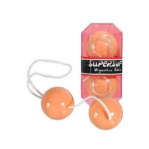 Вагинални топчета в телесен цвят - PVC Duotone Balls Flesh