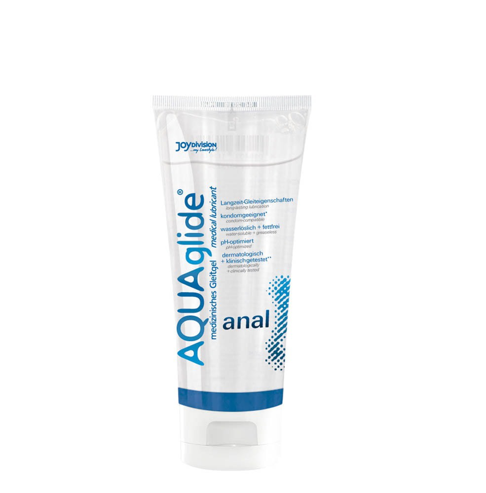 Лубрикант за анален секс – AQUAglide Anal 100ml