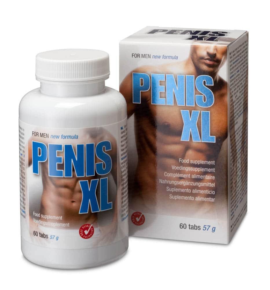 Таблетки за уголемяване на пениса – Penis XL (60 tabs)