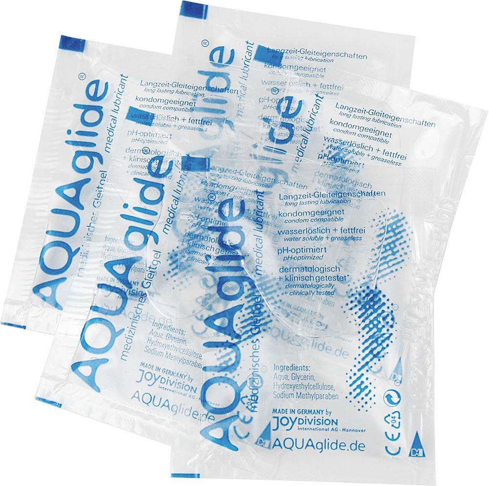 Лубрикант за еднократна употреба – AQUAglide 3ml