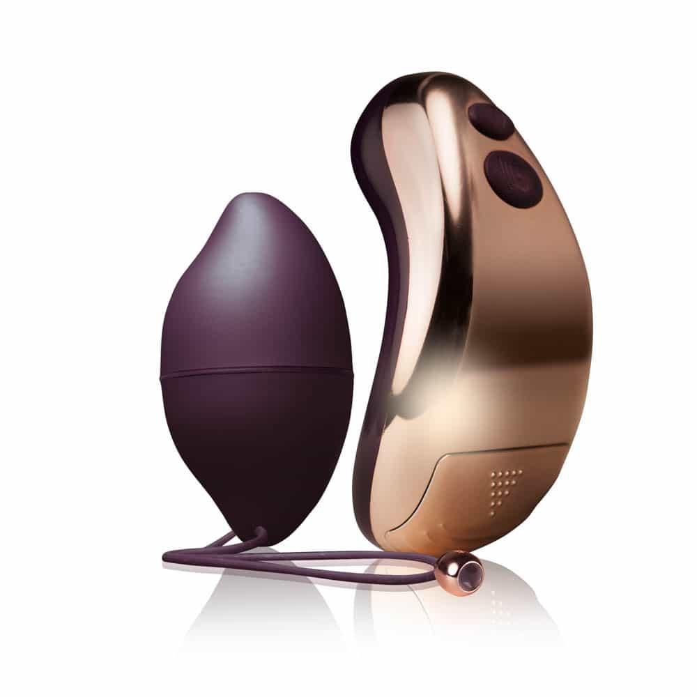 Вибриращо любовно яйце с 10 скорости - RO-Duet — 4