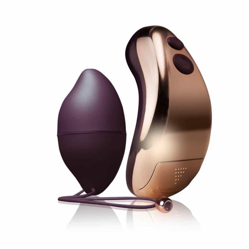 Вибриращо любовно яйце с 10 скорости - RO-Duet