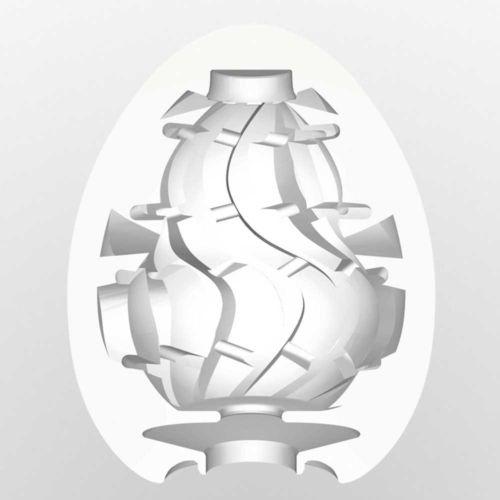 Мастурбатор яйце за постоянно усещане - Egg Twister — 3