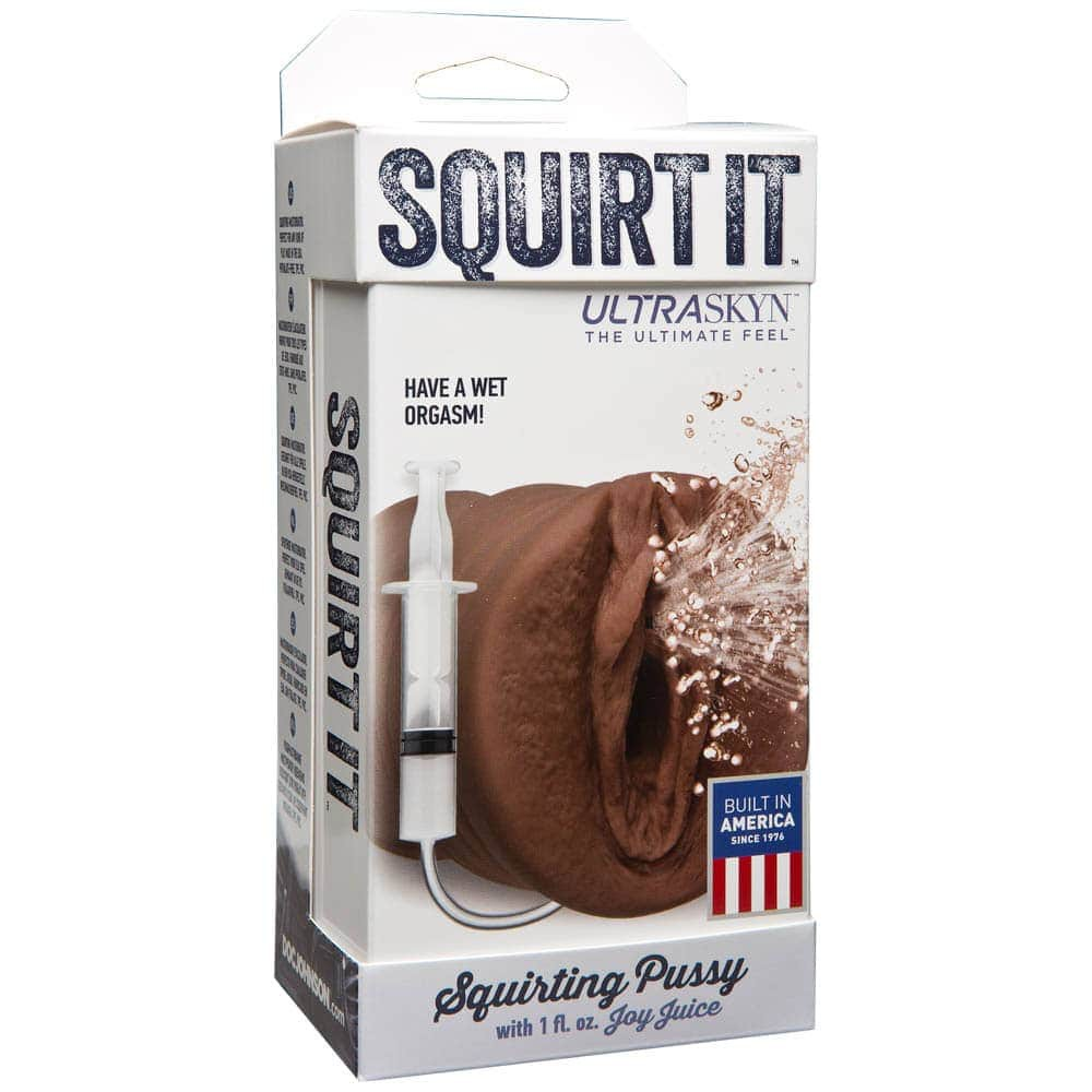 Скуърт вагина, шоколад – Squirt It