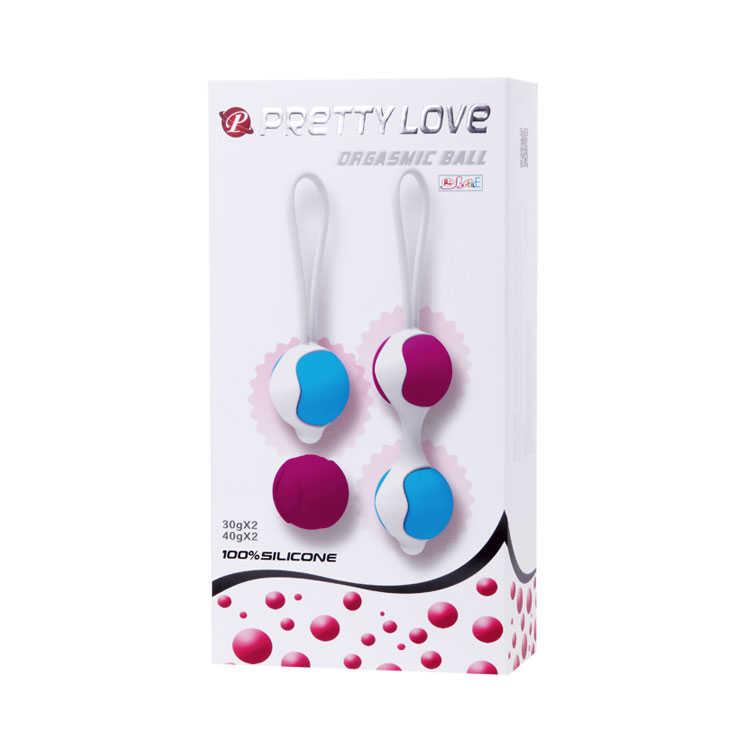 Вагинални кегел топки за начинаещи и напреднали - Pretty Love Kegel Balls
