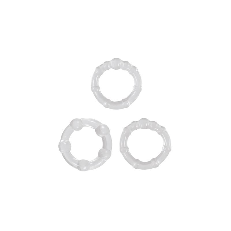 Пенис пръстени за интензивно усещане - Renegade Intensity Rings — 2