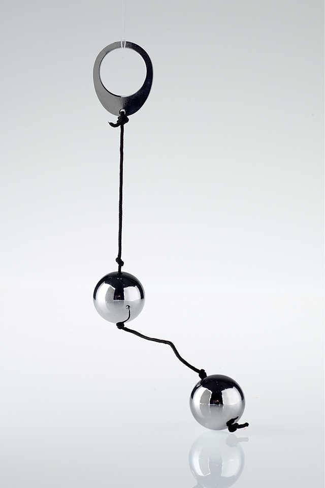 Топчета от метал за вагинална или анална употреба – Heavy Metal Duo Spheres