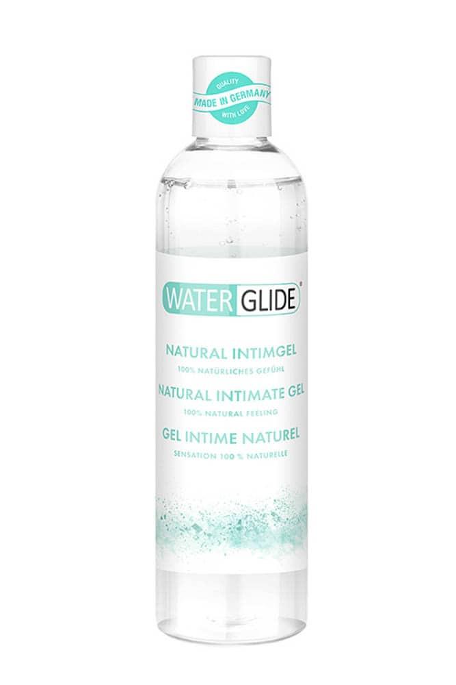 Лубрикант за чувствителна кожа - Waterglide Natural Intimate Gel 300ml
