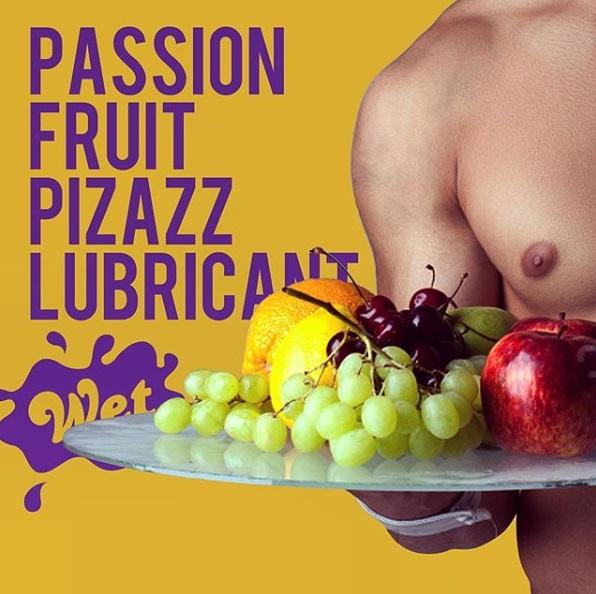 коктейл от плодове - Wet Fun Flavors Passion Fruit Pizzazz 123ml — 2