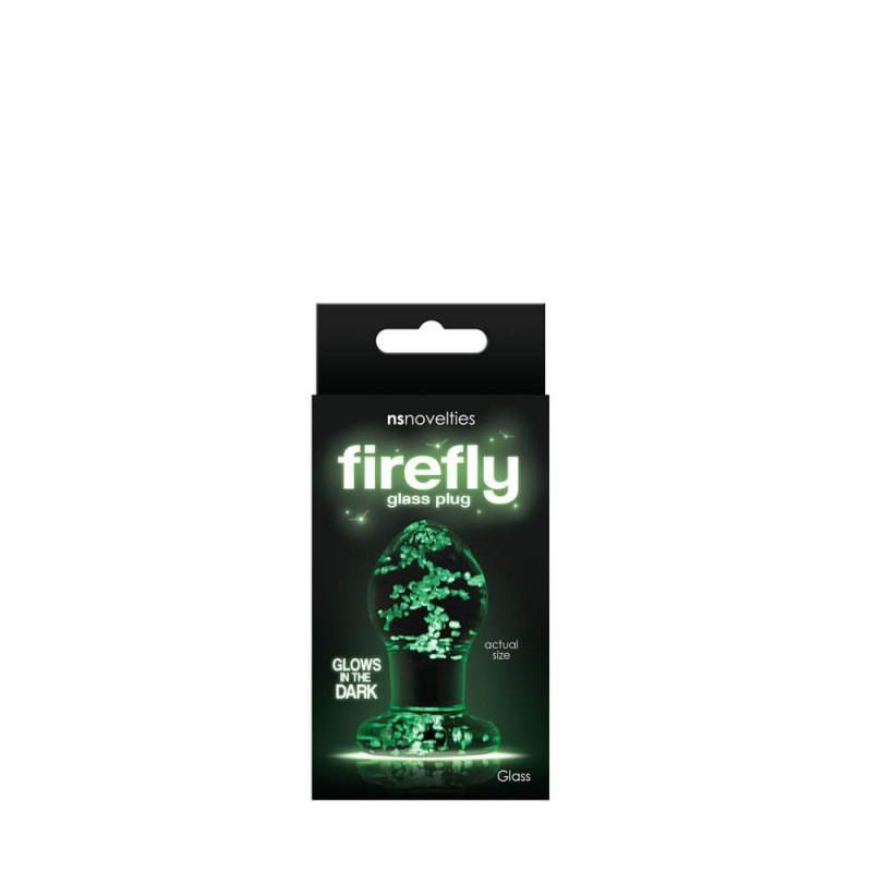 малък размер - Firefly Glass Plug Small