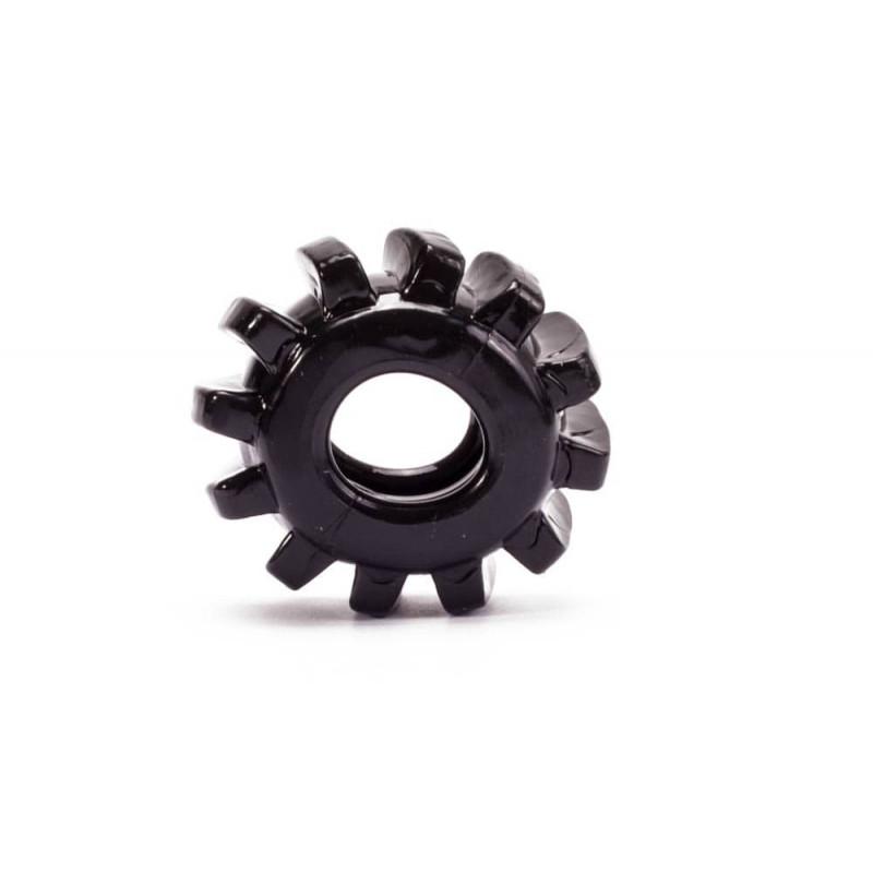 Пенис пръстен за истинска мощ №2 в черен цвят - Power Plus Cockring 2 — 4