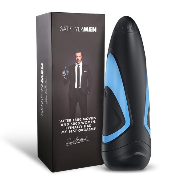 Мастурбатор за уникално сексуално удоволствие – Satisfyer Men