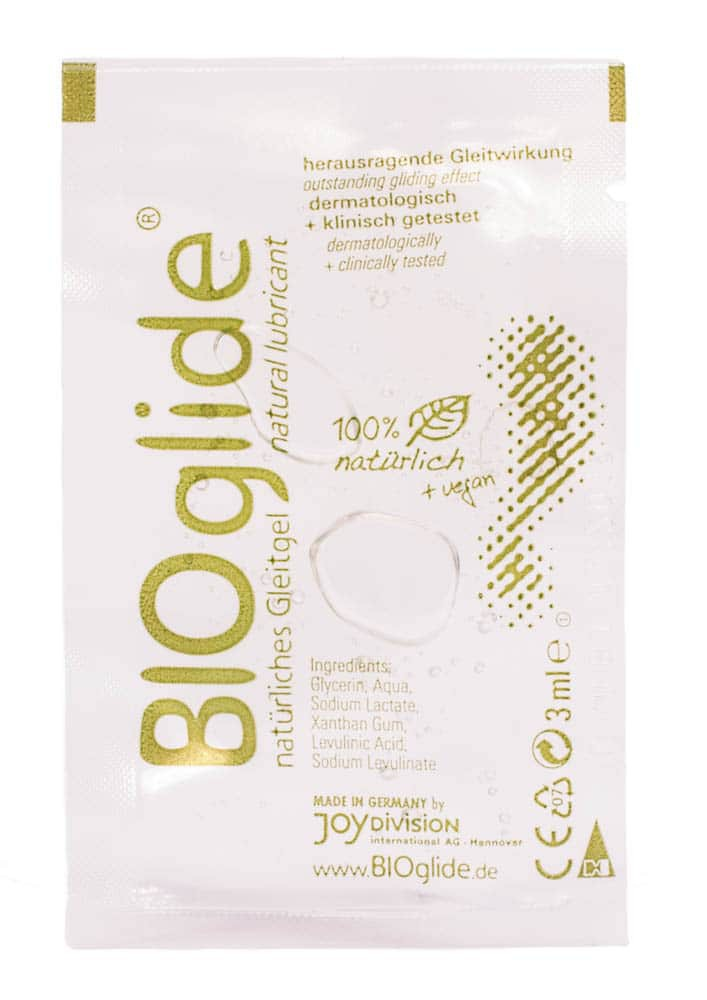 Лубрикант за еднократна употреба – BIOglide Portion packs 3ml
