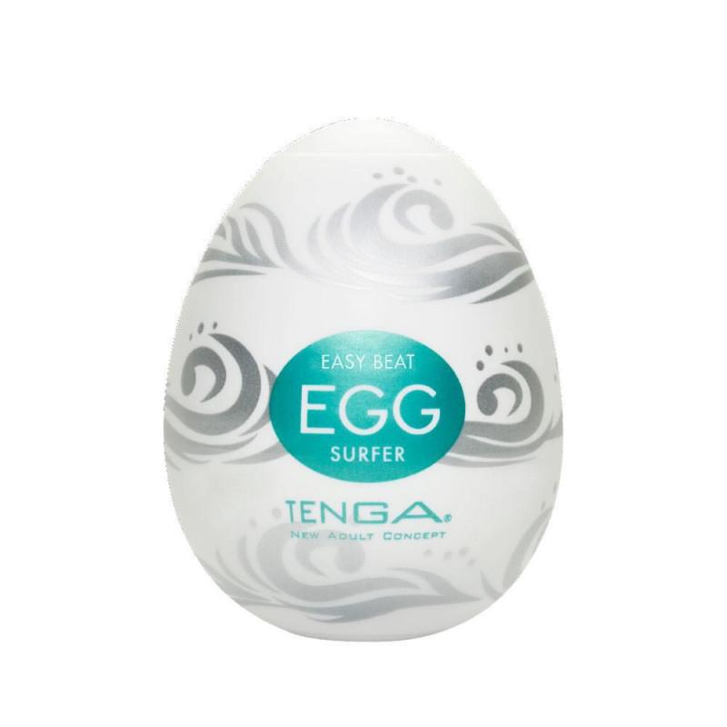 Мастурбатор яйце за силно усещане - Egg Surfer — 4
