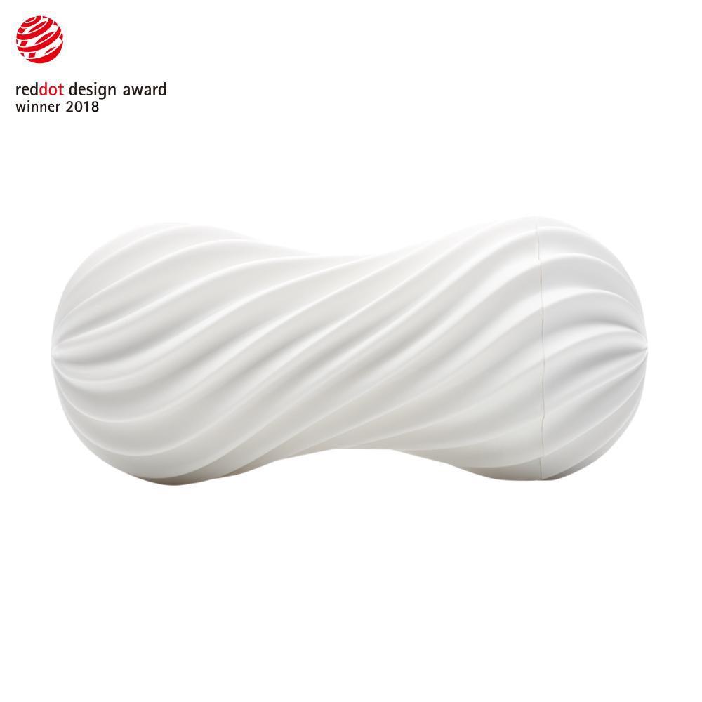 копринена мекота в бяло - Tenga Flex Silky White — 4