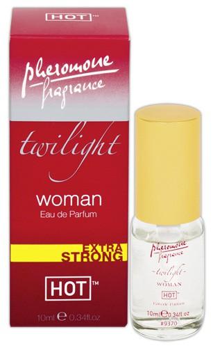 "Женски парфюм с феромони, екстра силен – HOT Woman ""twilight"" extra strong Pheromon Parfum 10ml"