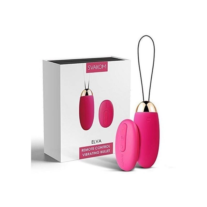 Вибриращо яйце в розово, наистина стилно – Elva