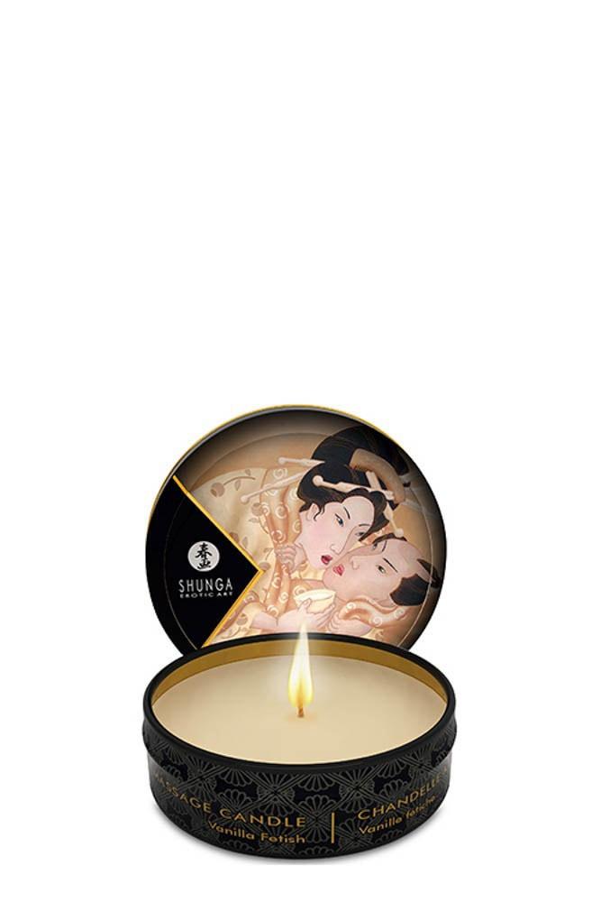 Масажна свещ с аромат на ванилия – Massage Candle Vanilla 30ml