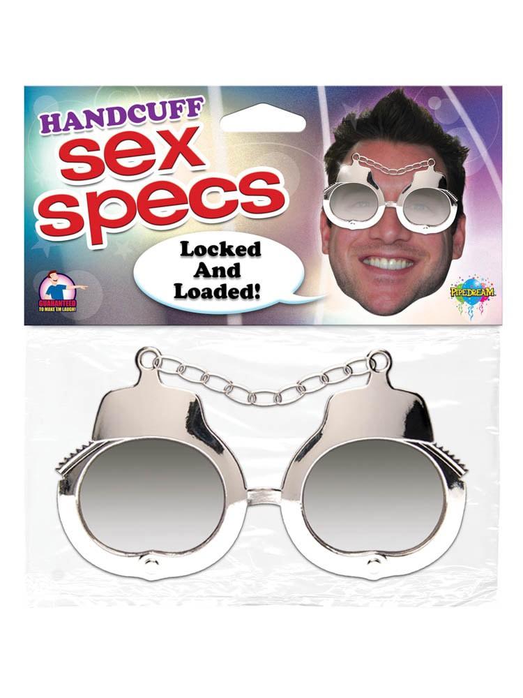 Секси очила белезници
