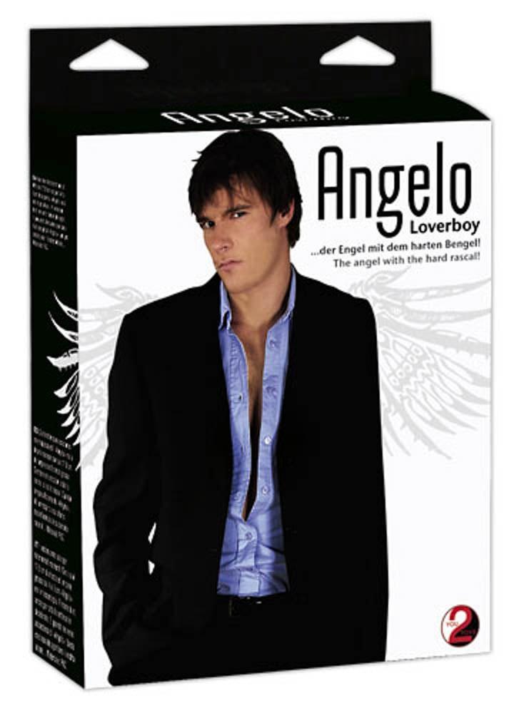 Секс кукла, любовникът – Angelo