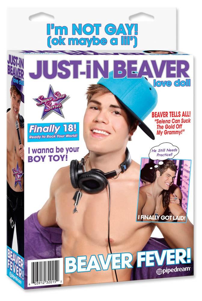 Секс кукла, Джъстин Бийвър – Just-in Beaver