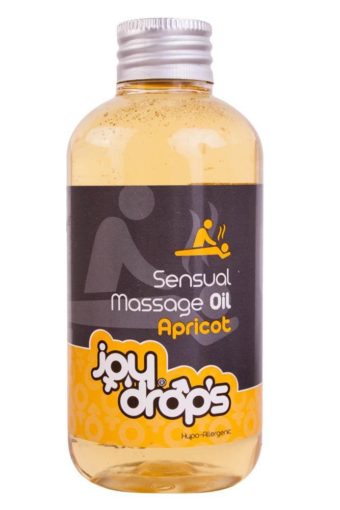 Масажно масло, кайсия – Sensual Massage 250ml
