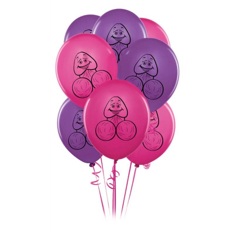 Парти балони - Pecker Balloons