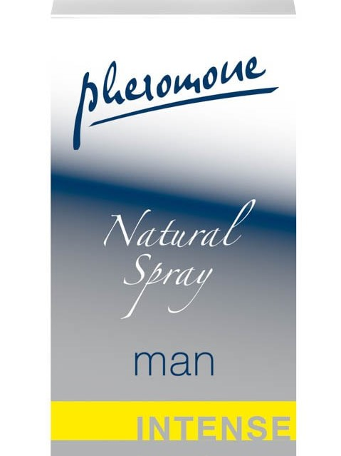 Натурален спрей с феромони – HOT Man Pheromon Natural Spray