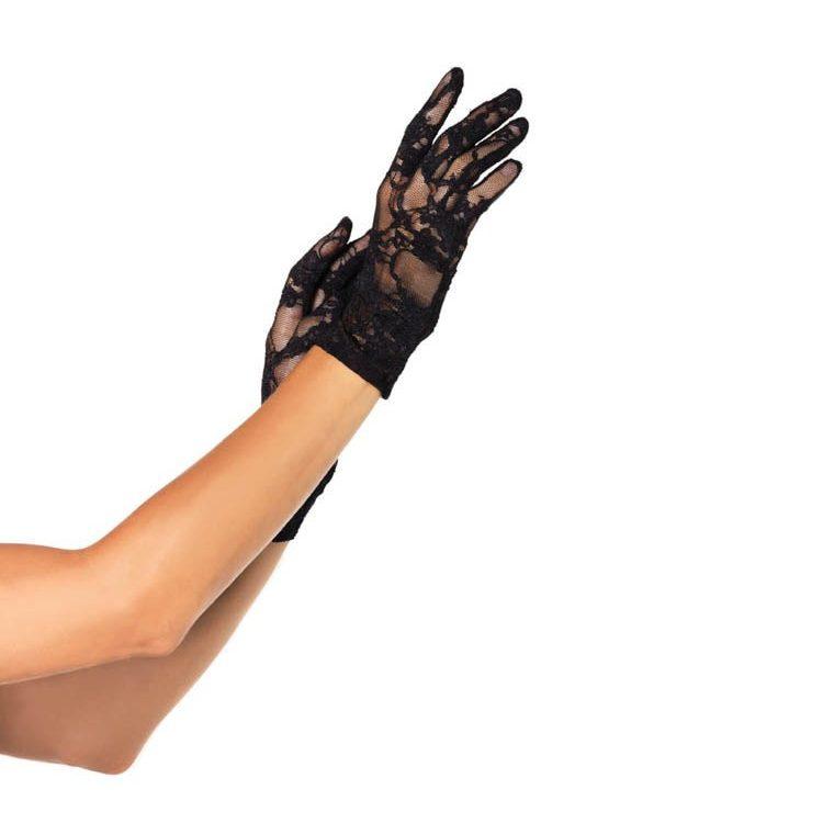 Луксозни дантелени ръкавици - Gloves