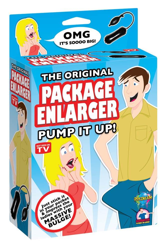 Увеличител за мъже – The Original Package Enlarger