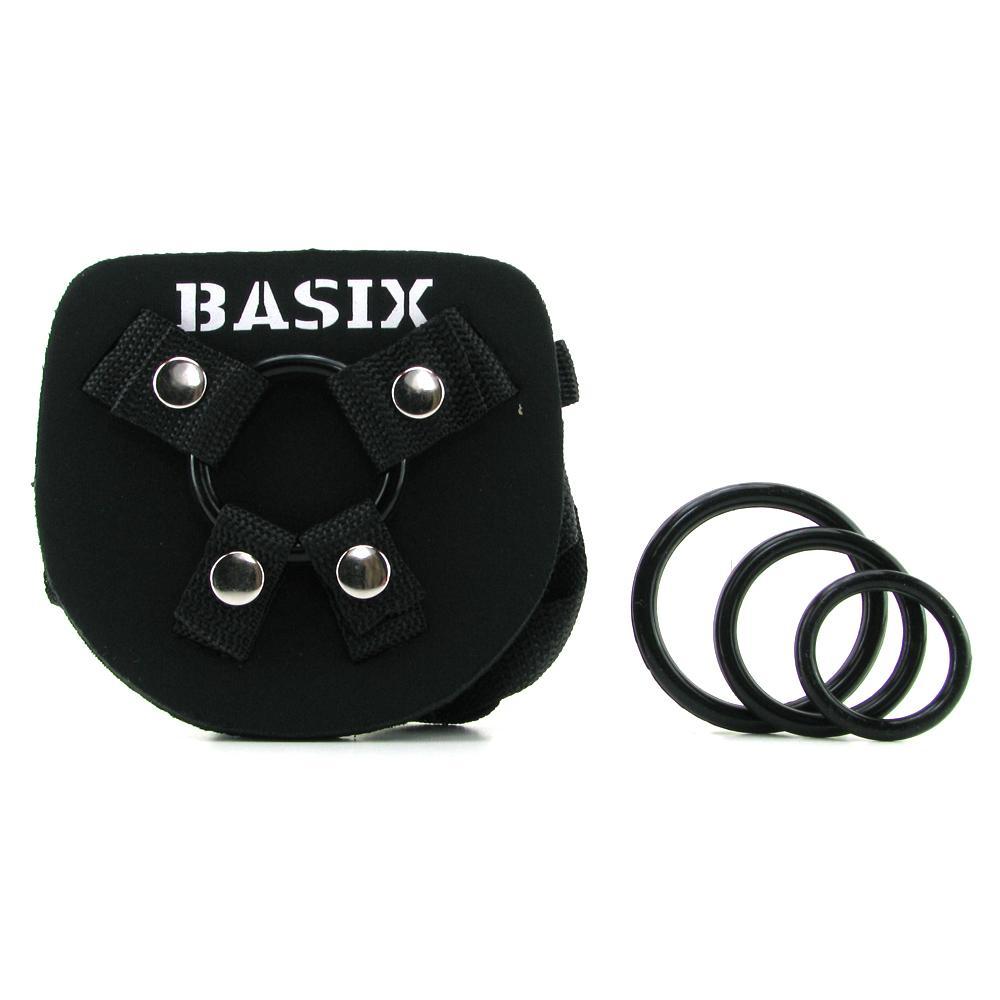 Универсален страп-он пенис колан - Basix Rubber Works Universal Harness — 8