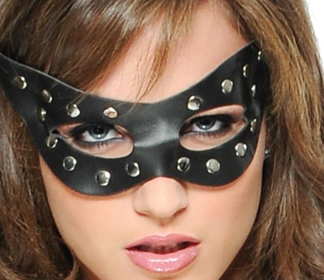Фетиш маска за очи, анонимна и провокативна – Fantasy Mask