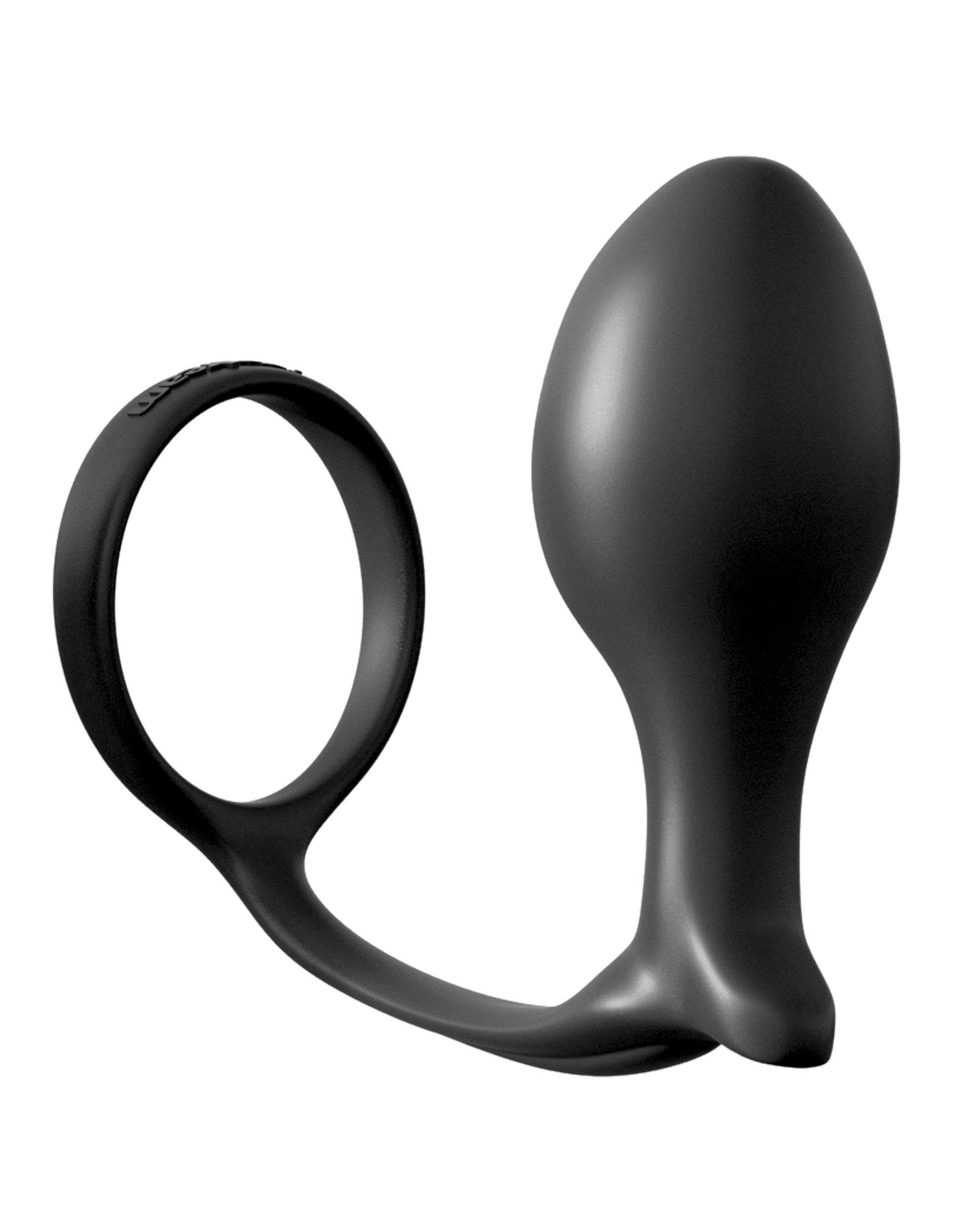 Анален комплект с пенис ринг за експлозивни резултати - Ass-Gasm Trainer Trio — 7