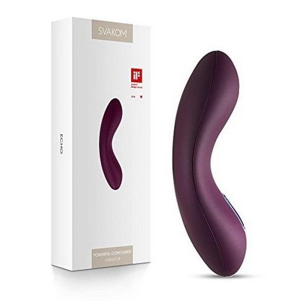 Иновативен клитор стимулатор, лилав – Echo
