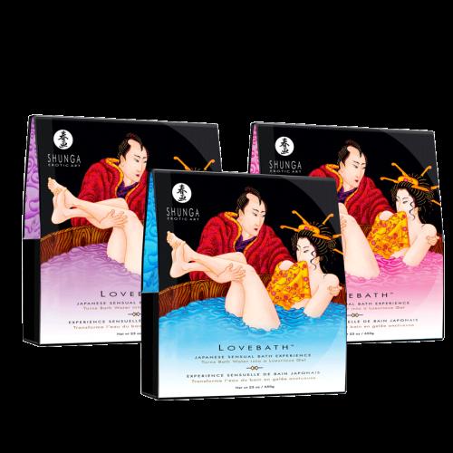 чувствен лотус - Love Bath Sensual Lotus 650gr — 2