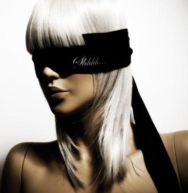 изключително елегантна - Shhh Blindfold — 2