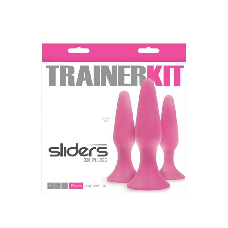 Комплект анални разширители - Sliders Trainer Kit — 3